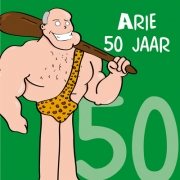 Cartoon oerman 50